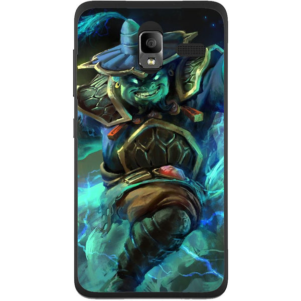 Husă Dota 2 - Dragon Whisperer Lenovo A850-Husa-Guardo.shop