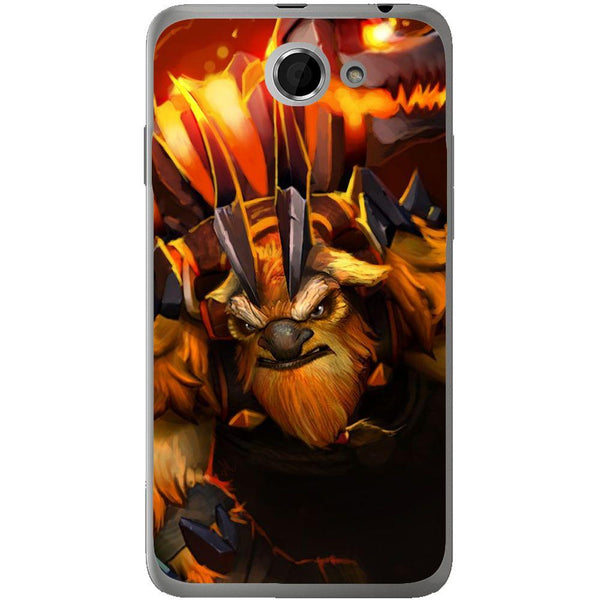 Husă Dota 2 - Earthshaker HTC Desire 516-Husa-Guardo.shop