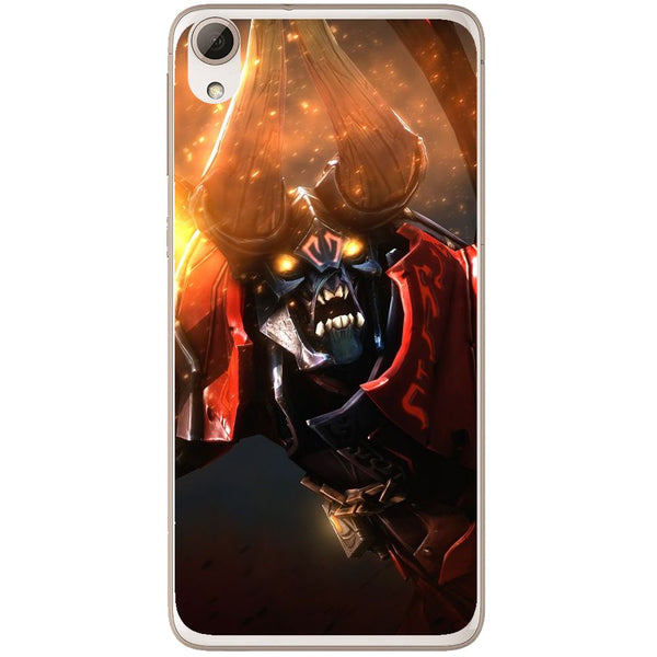 Husă Dota 2 - Lucifer HTC Desire 826-Husa-Guardo.shop