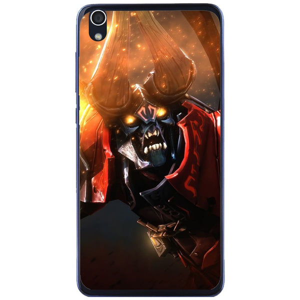 Husă Dota 2 - Lucifer Lenovo S850-Husa-Guardo.shop