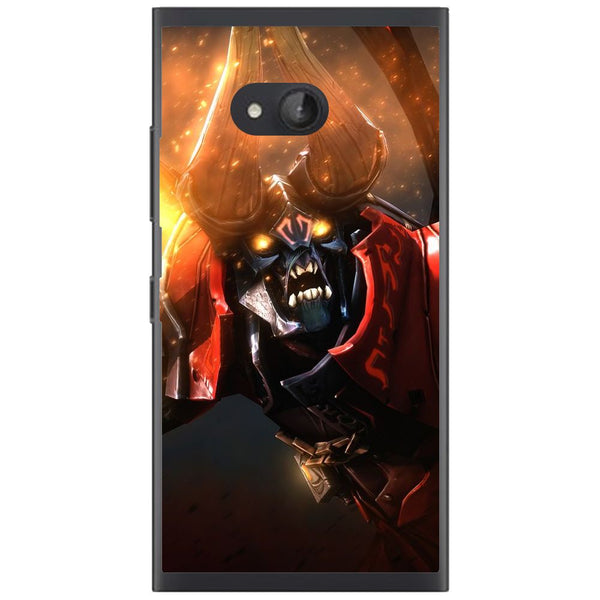 Husă Dota 2 - Lucifer Nokia Lumia 730 735-Husa-Guardo.shop