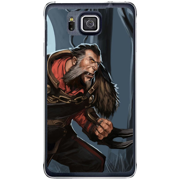 Husă Dota 2 - Lycan Samsung Galaxy Alpha G850-Husa-Guardo.shop