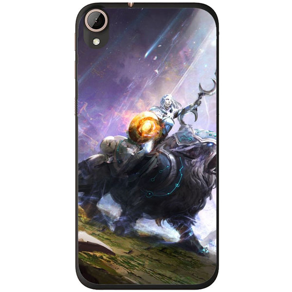Husă Dota 2 - Moon Rider HTC Desire 728-Husa-Guardo.shop