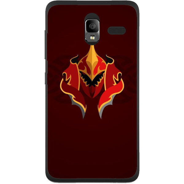 Husă Dota 2 - Nyx Assassin Lenovo A850-Husa-Guardo.shop