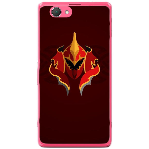 Husă Dota 2 - Nyx Assassin Sony Xperia Z1 Compact D5503-Husa-Guardo.shop