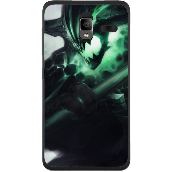 Husă Dota 2 - Outworld Devourer Lenovo A850-Husa-Guardo.shop