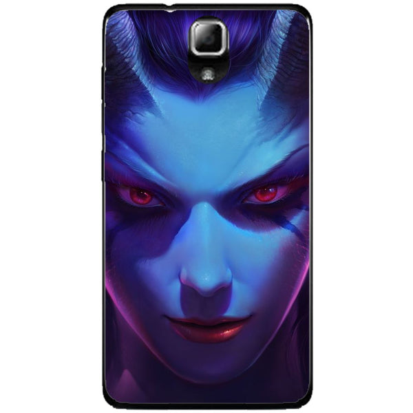 Husă Dota 2 - Queen Of Pain Lenovo A536-Husa-Guardo.shop