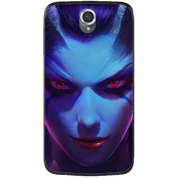 Husă Dota 2 - Queen Of Pain Lenovo A859-Husa-Guardo.shop