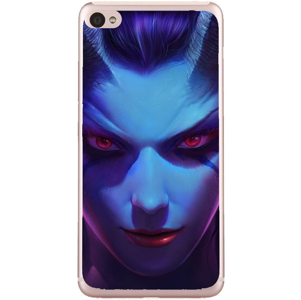 Husă Dota 2 - Queen Of Pain Lenovo S90 Sisley-Husa-Guardo.shop