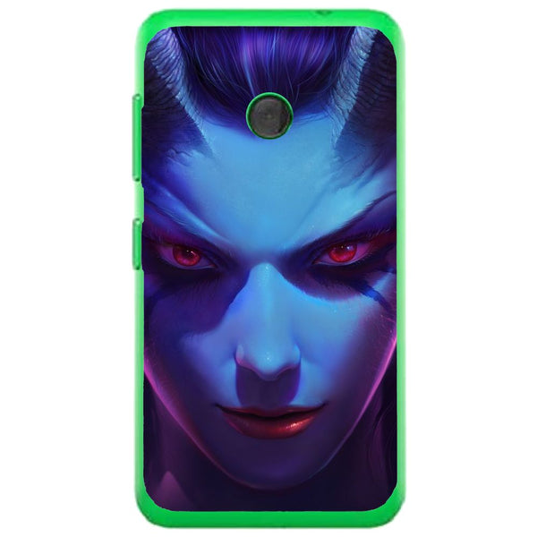 Husă Dota 2 - Queen Of Pain Nokia Lumia 530