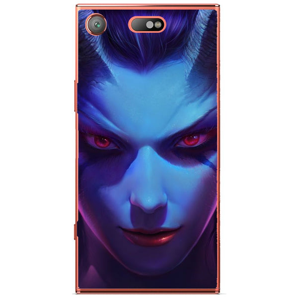 Husă Dota 2 - Queen Of Pain Sony Xperia Xz1 Compact-Husa-Guardo.shop