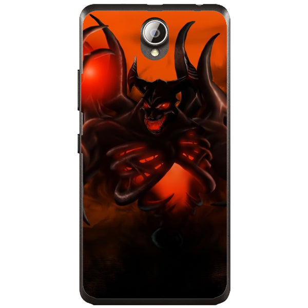 Husă Dota 2 - Shadow Fiend Lenovo A5000-Husa-Guardo.shop