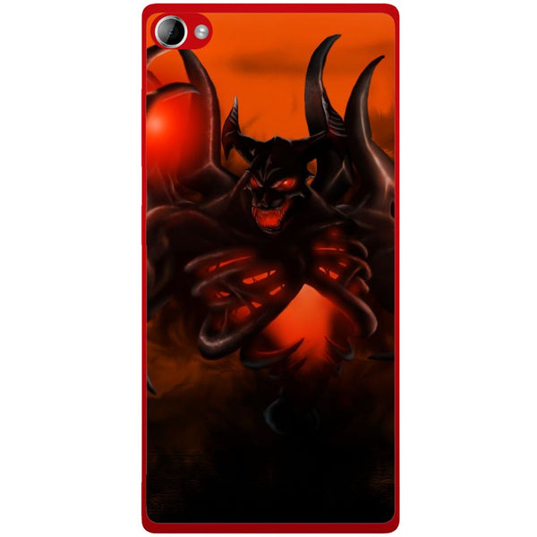 Husă Dota 2 - Shadow Fiend Lenovo Vibe X2-Husa-Guardo.shop