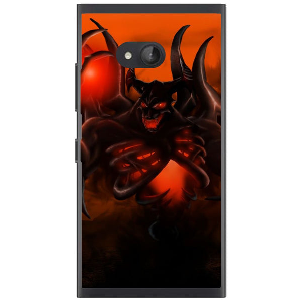 Husă Dota 2 - Shadow Fiend Nokia Lumia 730 735-Husa-Guardo.shop