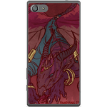 Husă Dragon Art Sony Xperia Z5 Compact-Husa-Guardo.shop