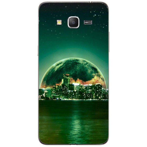 Husă Fantasy Green City SAMSUNG Galaxy Grand Prime-Husa-Guardo.shop