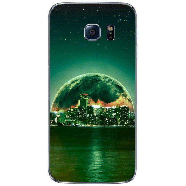 Husă Fantasy Green City SAMSUNG Galaxy S6 Edge - Guardo - Guardo,