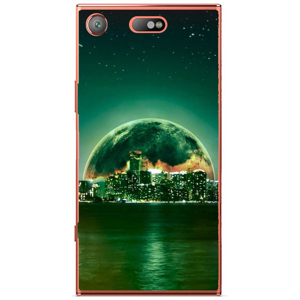 Husă Fantasy Green City Sony Xperia Xz1 Compact-Guardo.shop-Guardo.shop