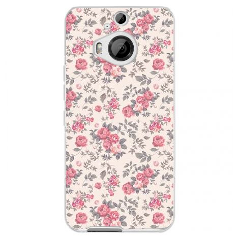 Husă Floral Kawaii HTC One M9 Plus-Guardo.shop-Guardo.shop