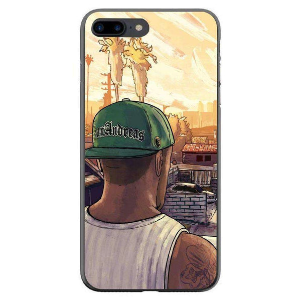 Husă Gta San Andreas APPLE Iphone 7 Plus-Guardo.shop-Guardo.shop