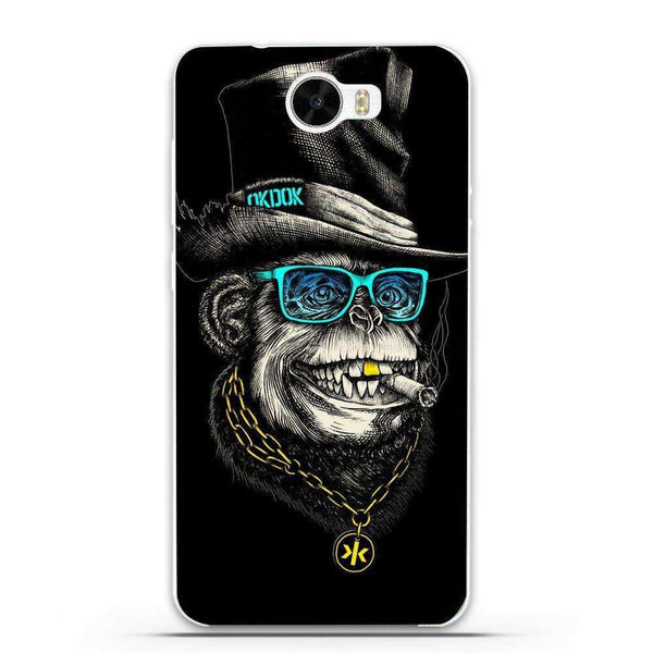 Husă Gangsta Monkey HUAWEI Y5 Ii-Guardo.shop-Guardo.shop
