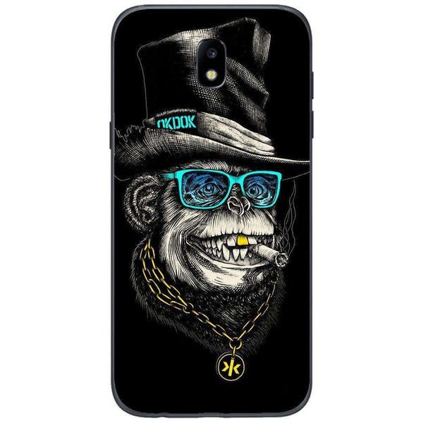 Husă Gangsta Monkey SAMSUNG Galaxy J5 2017-Husa-Guardo.shop