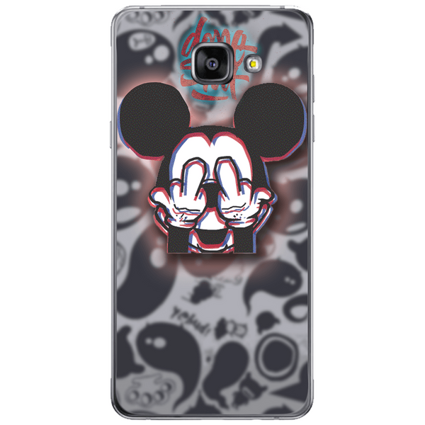Husă Glitchy Mickey SAMSUNG Galaxy A5 2016-Guardo.shop-Guardo.shop