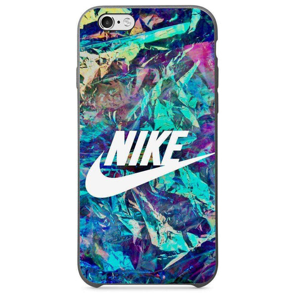 Husă Glitchy Nike APPLE Iphone 5s / Iphone SE-Husa-Guardo.shop