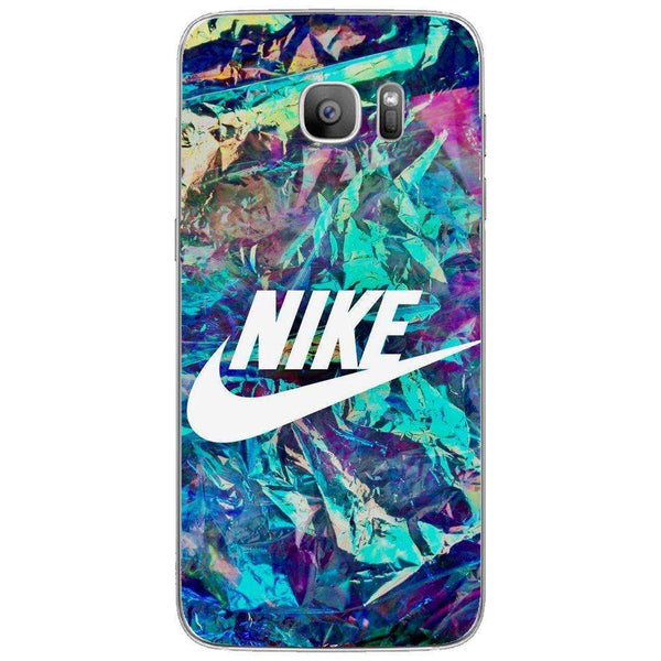 Husă Glitchy Nike SAMSUNG Galaxy S7 Edge-Guardo.shop-Guardo.shop
