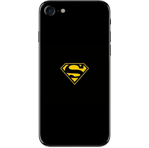 Husă Gold Superman APPLE Iphone 8-Guardo.shop-Guardo.shop