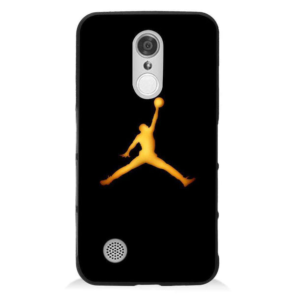 Husă Golden Jordan Logo LG K8 2017-Guardo.shop-Guardo.shop