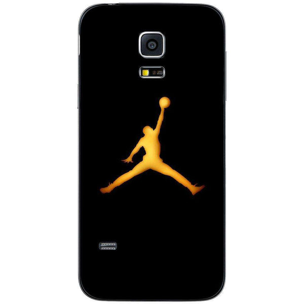 Husă Golden Jordan Logo SAMSUNG Galaxy S5 Mini - Guardo - Guardo,