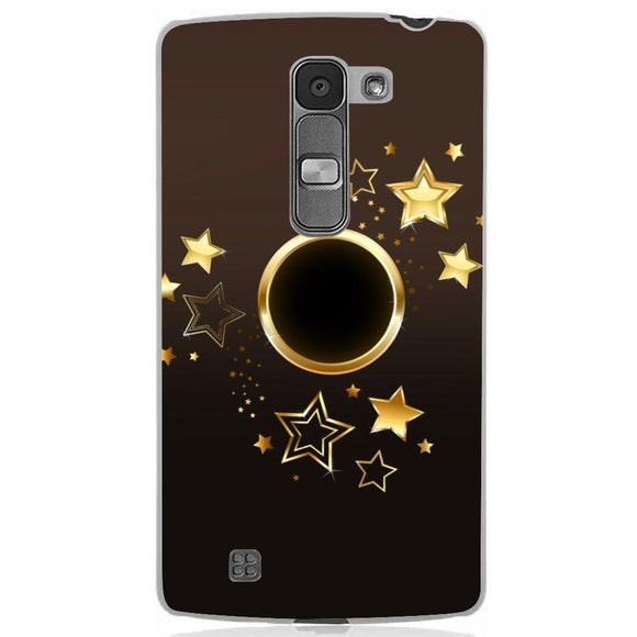 Husă Goldy Star LG Magna-Husa-Guardo.shop