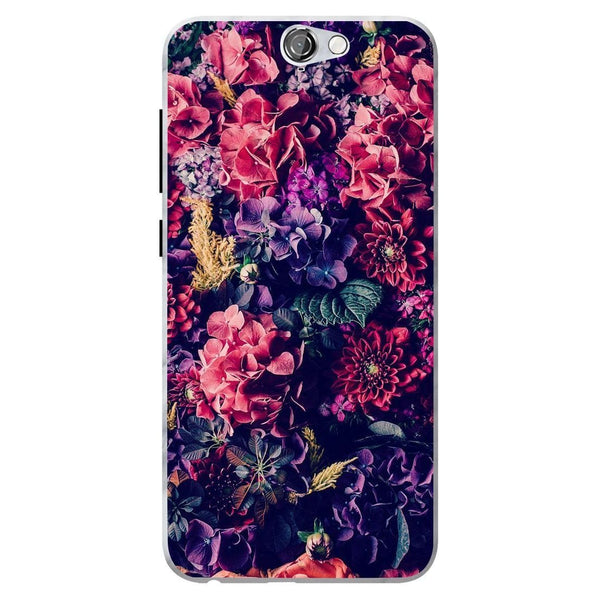 Husă Gorgeous Flowers HTC One A9-Guardo.shop-Guardo.shop