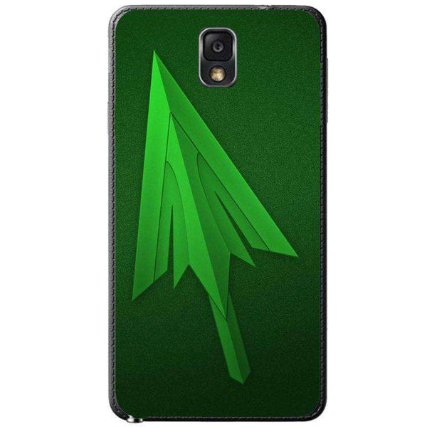 Husă Green Arrowhead SAMSUNG Galaxy Note 3 - Guardo - Guardo,