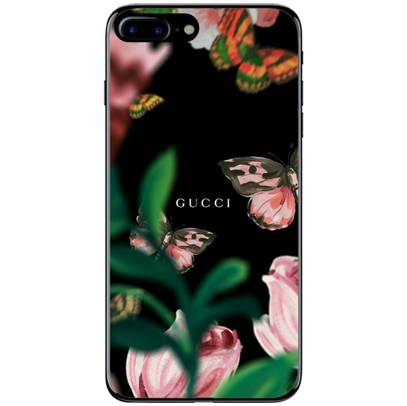 Husă Gucci Plant APPLE Iphone 8 Plus-Husa-Guardo.shop
