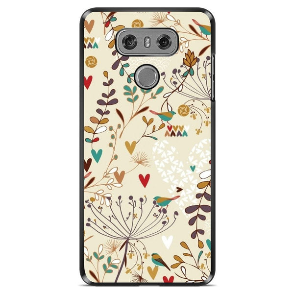 Husă Hearth And Birds LG G6-Husa-Guardo.shop