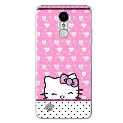 Husă Hello Kitty-love LG K4 2017