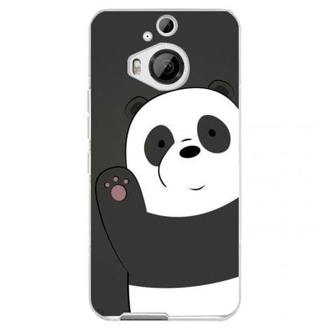Husă Hello Panda HTC One M9 Plus-Guardo.shop-Guardo.shop