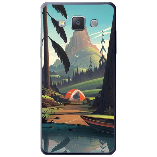 Husă Hidden Camping SAMSUNG Galaxy A5-Guardo.shop-Guardo.shop