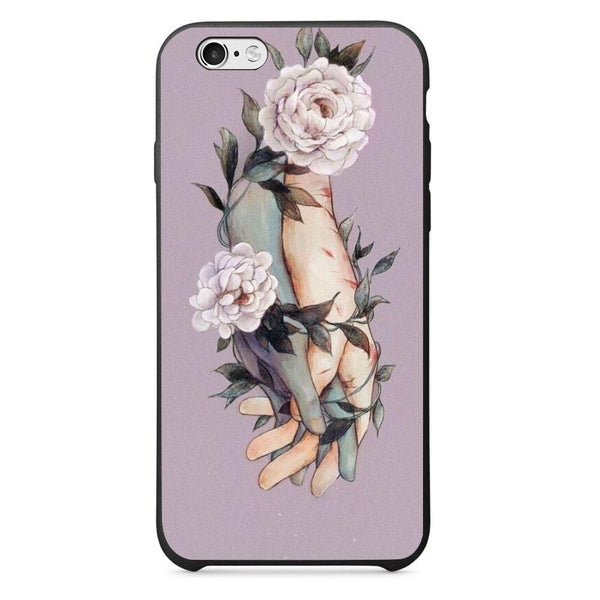 Husă Holding Nature Painting APPLE Iphone 6-Guardo.shop-Guardo.shop