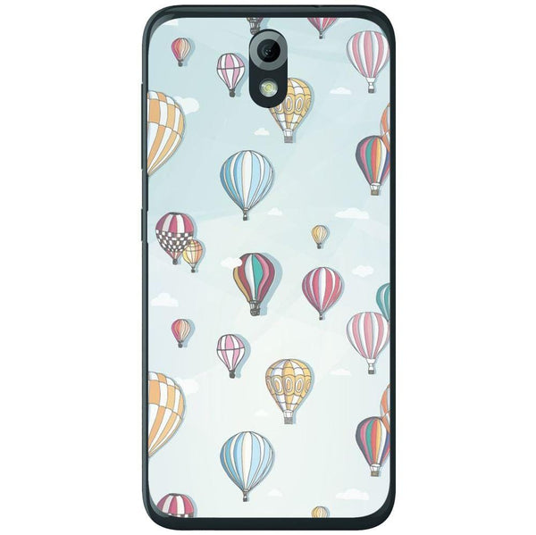 Husă Hot Balloons Illustration Pattern HTC Desire 620g-Guardo.shop-Guardo.shop