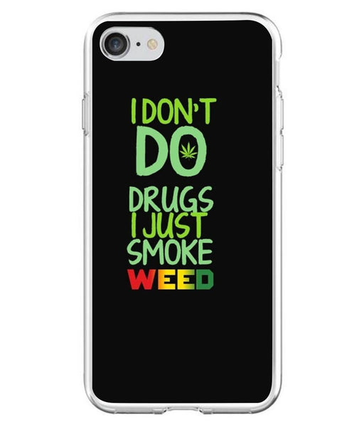 Husă I Just Smoke Weed APPLE Iphone 7-Guardo.shop-Guardo.shop