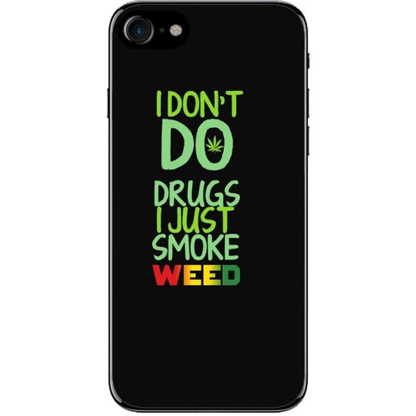 Husă I Just Smoke Weed APPLE Iphone 8-Guardo.shop-Guardo.shop