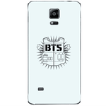 Husă Kpop - Bts SAMSUNG Galaxy Note 4-Guardo.shop-Guardo.shop