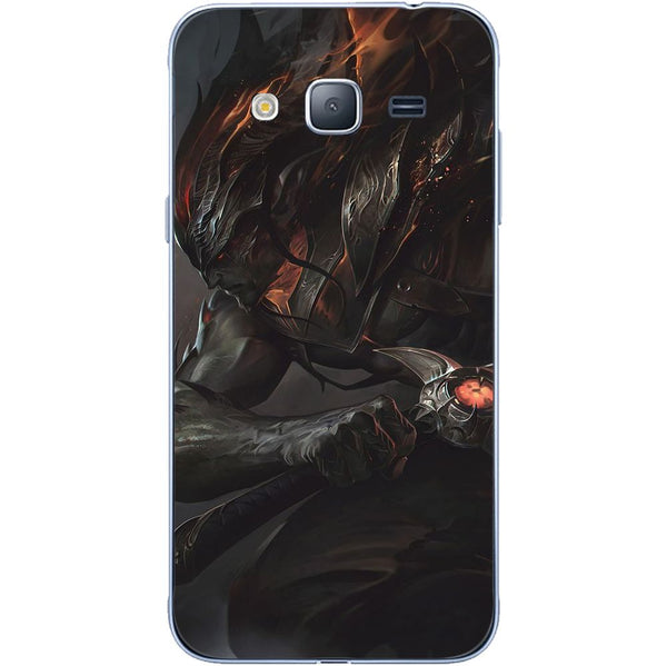 Husă League Of Legends - Red Yasuo SAMSUNG Galaxy J3-Guardo.shop-Guardo.shop