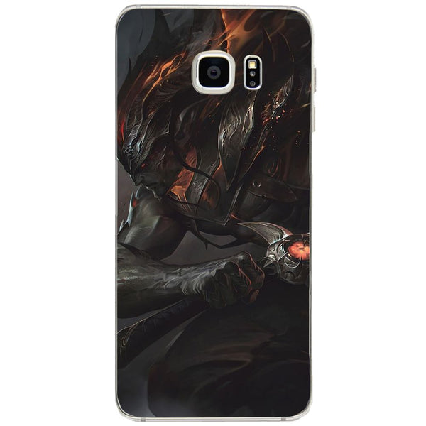 Husă League Of Legends - Red Yasuo SAMSUNG Galaxy S6 Edge Plus-Guardo.shop-Guardo.shop