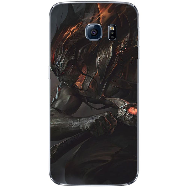 Husă League Of Legends - Red Yasuo SAMSUNG Galaxy S8-Guardo.shop-Guardo.shop