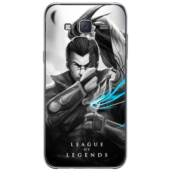 Husă League Of Legends - Yasuo SAMSUNG Galaxy J5 2016-Guardo.shop-Guardo.shop