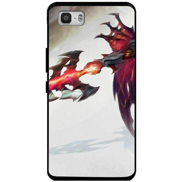 Husă League Of Legends - Aatrox ASUS Zenfone 3 S Max Zc521tl-Husa-Guardo.shop